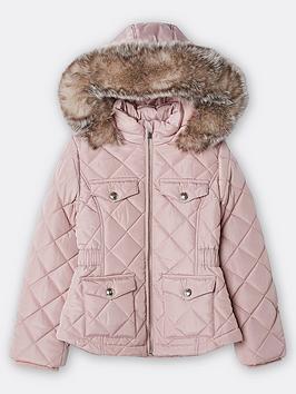 river-island-girls-matte-padded-coat-pink