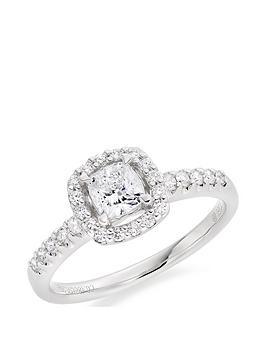 beaverbrooks-platinum-diamond-cushion-cut-halo-engagement-ring