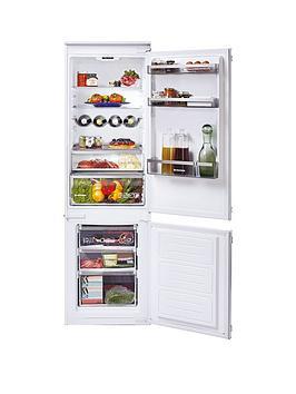 Hoover Hbbs 100 Uk/N 70/30 Integrated Fridge Freezer - White - Fridge Freezer With Installation Best Price, Cheapest Prices