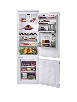 Hoover Bhbf 182 Nuk Integrated Frost-Free Fridge Freezer - Fridge Freezer With Installation Best Price, Cheapest Prices