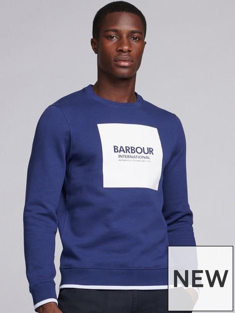 barbour-international-scortch-crew-sweat