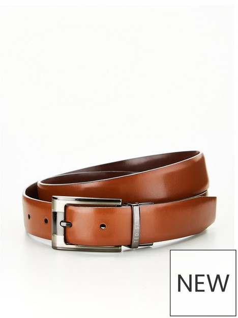 ted-baker-smart-leather-reversible-belt-tanbrown