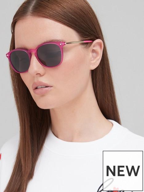 joules-sandsend-sunglasses-pink