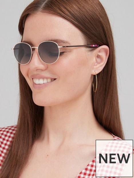 joules-sydenham-round-sunglasses-rose-gold
