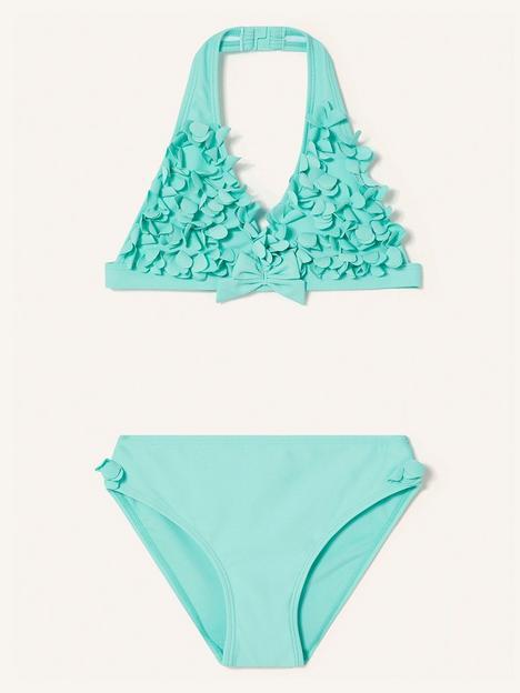 monsoon-girls-3d-flower-bikini-turquoise