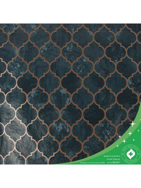 contour-tegula-anti-bacterial-wallpaper