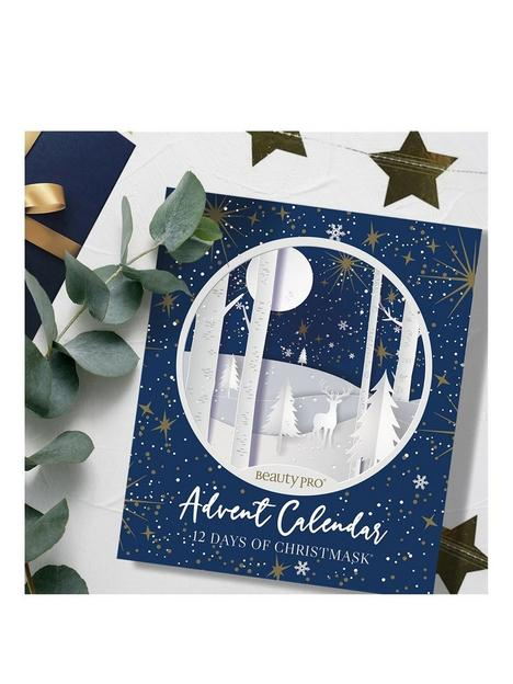 beauty-pro-12-days-of-christmask-advent-calendar