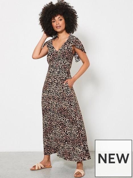 mint-velvet-mint-velvet-isabel-animal-print-ruffle-detail-midi-dress