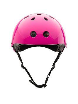 Xootz Unisex-Youth Kids Bike Helmet For Bmx, Skateboard, Scooter Or Roller Blading, Pink, Small