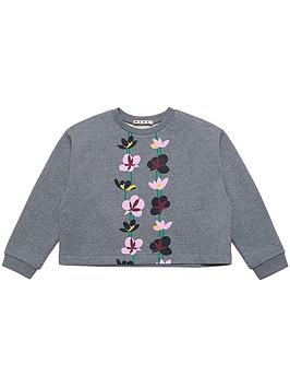 marni-youth-floral-print-sweat-top-grey