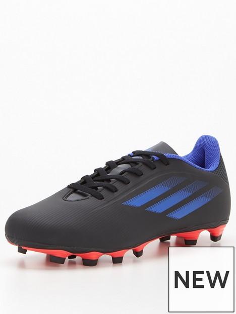 adidas-x-speedflow4-firm-ground-football-boots-black