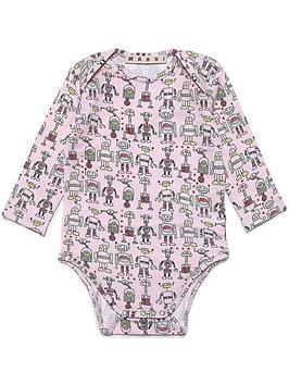 marni-baby-robot-print-babygrow-in-gift-box-pink