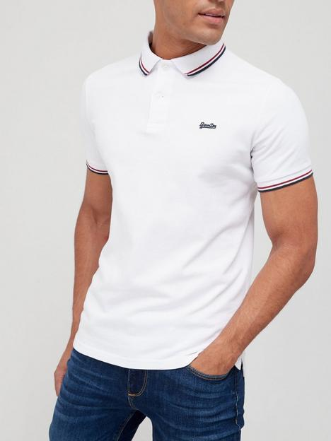 superdry-tipped-short-sleeve-pique-polo-shirt-white