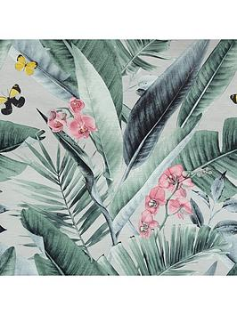 arthouse-arthouse-lush-tropical-grey-multi-wallpaper
