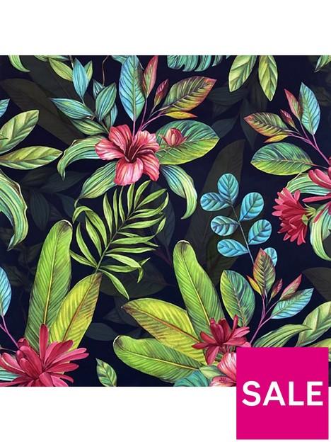 arthouse-arthouse-tropical-paradise-multi-wallpaper