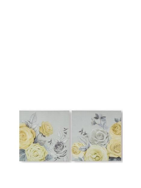 art-for-the-home-set-of-2-romantic-roses-canvases