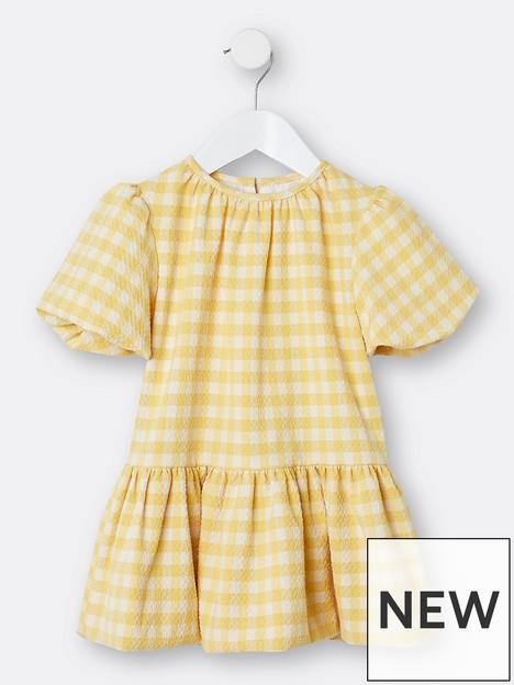 river-island-mini-mini-girls-gingham-smock-dress-yellow