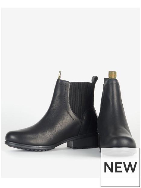 barbour-eden-leather-chelsea-boot--black