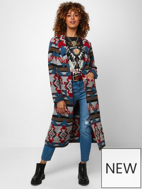 joe-browns-joes-must-have-lightweight-coat-aztec-print