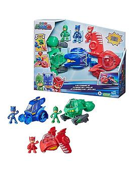 pj-masks-pj-masks-3-in-1-combiner-jet-pre-school-toy-pj-masks-toy-set-with-3-vehicles-and-3-action-figures-children-aged-3-and-up