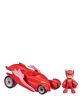pj-masks-pj-masks-owlette-deluxe-vehicle-pre-school-toy-owl-glider-car-with-owlette-action-figure-for-children-aged-3-and-up