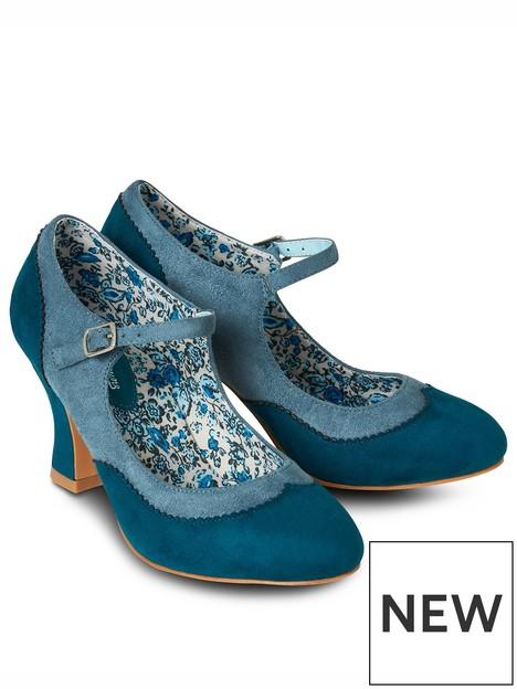 joe-browns-vintage-flare-shoes-teal