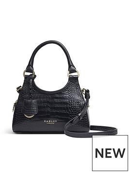 radley-radley-corsica-remastered-leather-small-ziptop-crossbody-bag-black