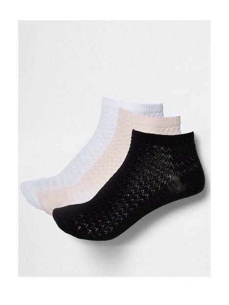 river-island-3-pack-trainer-socks-pink