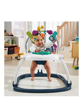 Fisher-Price Astro Kitty Spacesaver Jumperoo Baby Bouncer