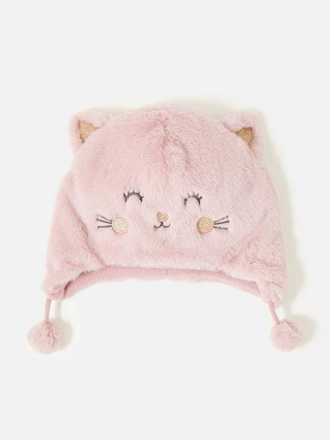accessorize-girls-fluffy-cat-chullo-hat-pink
