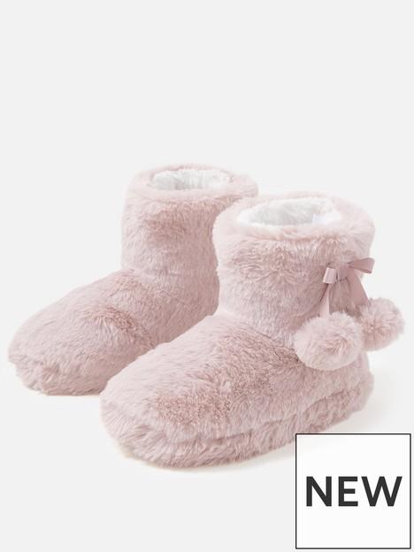 accessorize-girls-supersoft-slipper-boots-pink