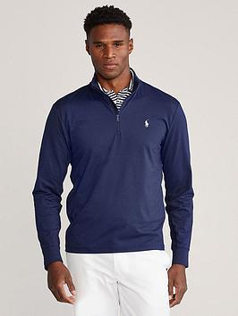 ralph-lauren-stretch-12-zip-pullover-navy
