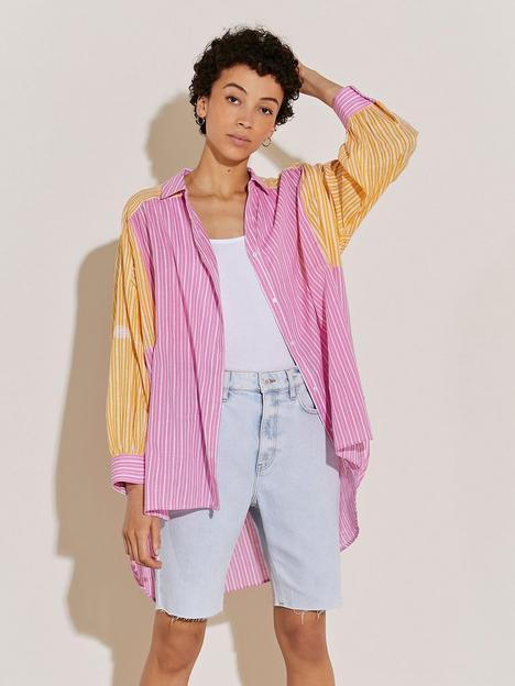 river-island-longsleeve-pyjama-stripe-shirt-pink