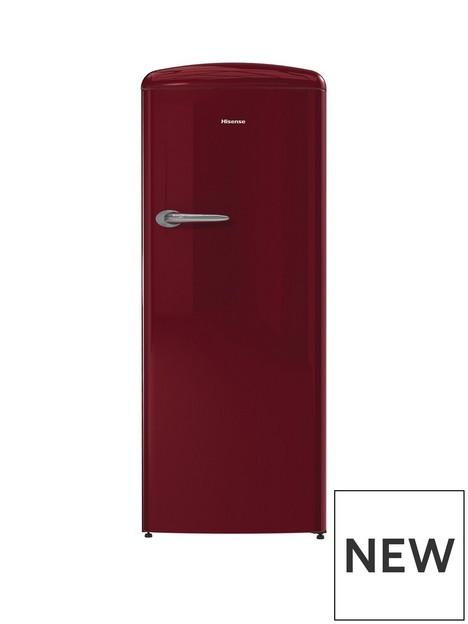 hisense-rr330d4oc2uk-fridge--red