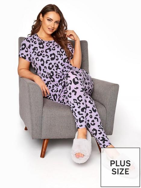 yours-yours-clothing-oversize-animal-legging-pj-set-pink