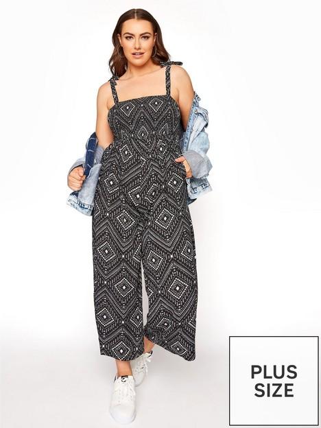yours-yours-clothing-shirred-bardot-aztec-jumpsuit-mono