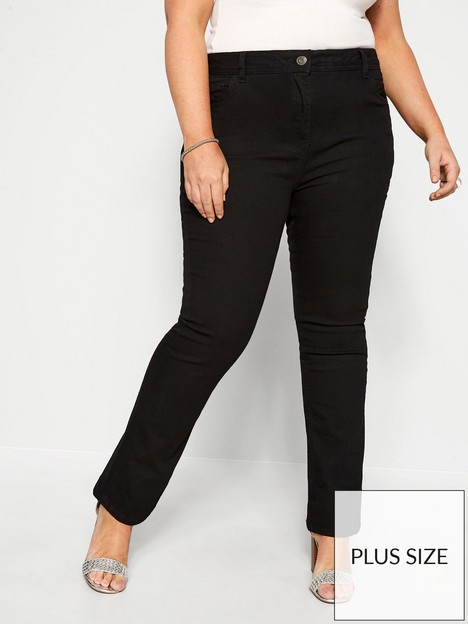 yours-yours-isla-28-bootcut-jean-black