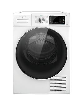whirlpool-w6d94wruk-9kg-loadnbsp-freestanding-tumble-dryer