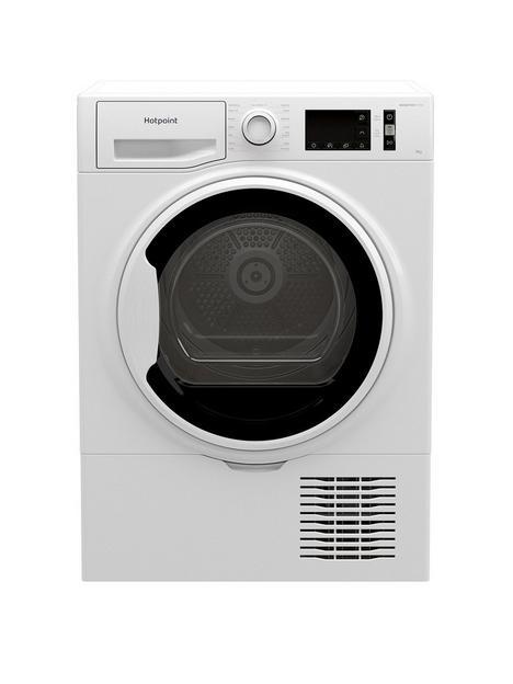 hotpoint-hotpoint-h3d91wbuk-9kg-freestanding-tumble-dryer