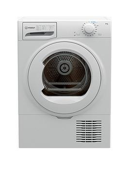 Indesit I2D81Wuk 8Kg Freestanding Tumble Dryer