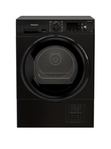 hotpoint-h3d81buk-8kg-freestanding-tumble-dryer