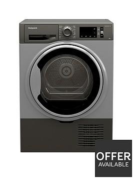hotpoint-h3d81gsuk-8kg-freestanding-tumble-dryer