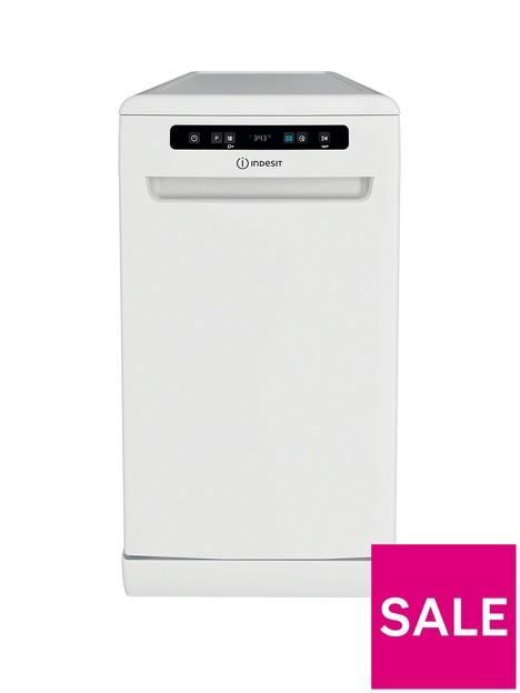 indesit-dsfo3t224zukn-slimline-freestanding-dishwasher