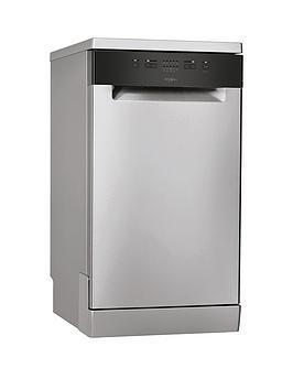 whirlpool-wsfe2b19xukn-slimlinenbspfreestanding-dishwasher