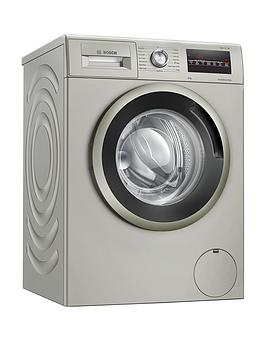 Bosch Serie 4 Wan282X1Gb 8Kg Load Washing Machine With 1400 Rpm - Silver - C Rated