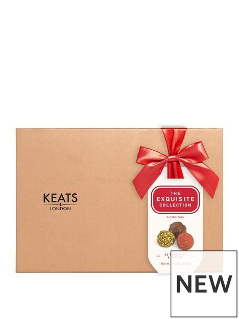 keats-truffle-selection-rose-gold-box