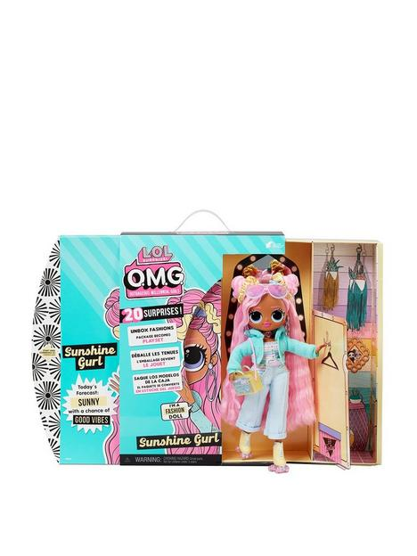 lol-surprise-omg-sunshine-gurl-fashion-doll-dress-up-doll-set-with-20-surprises-for-girls-and-kids-4