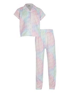 river-island-girls-tie-dye-pyjama-set-multi
