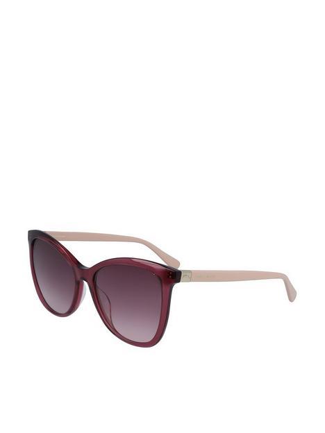 longchamp-rectangle-sunglasses-purple