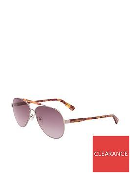 longchamp-pilot-sunglasses-pink